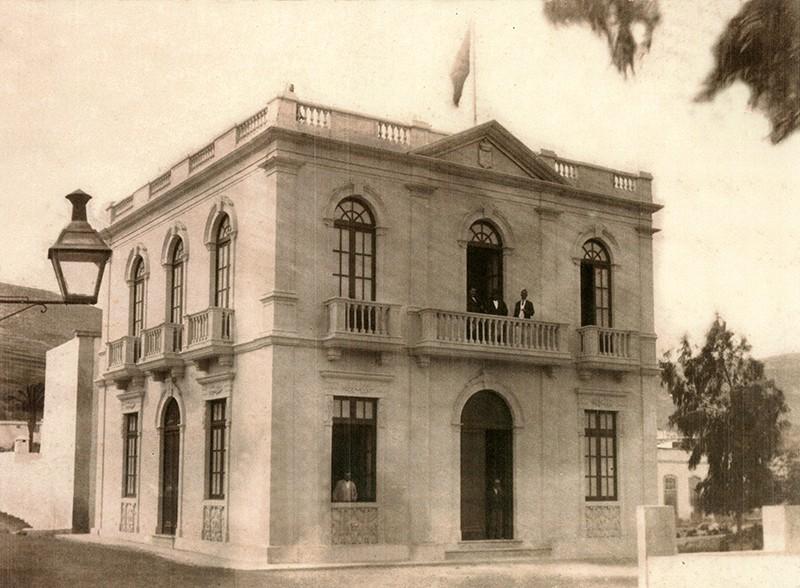 Ayuntamiento de Haría II