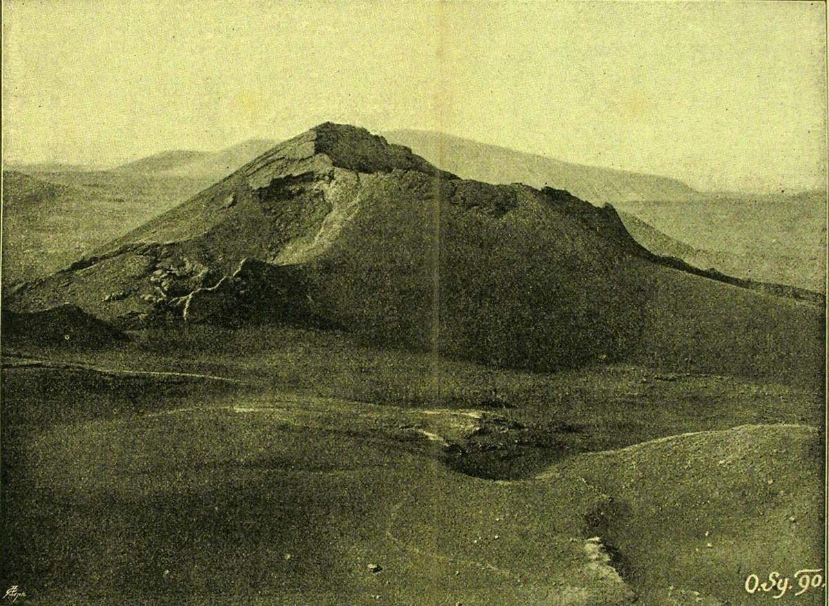 Volcán de las Montañas del Fuego