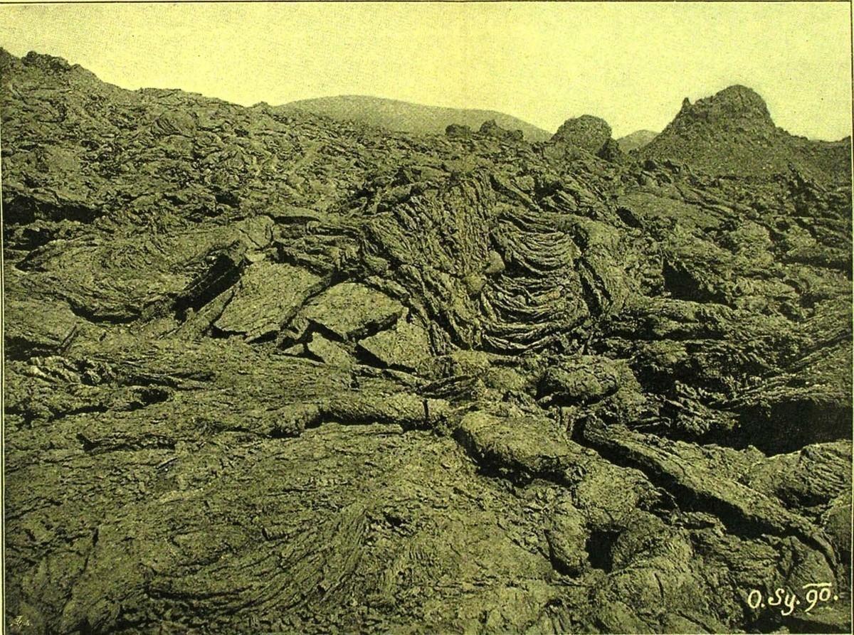 Colada volcánica