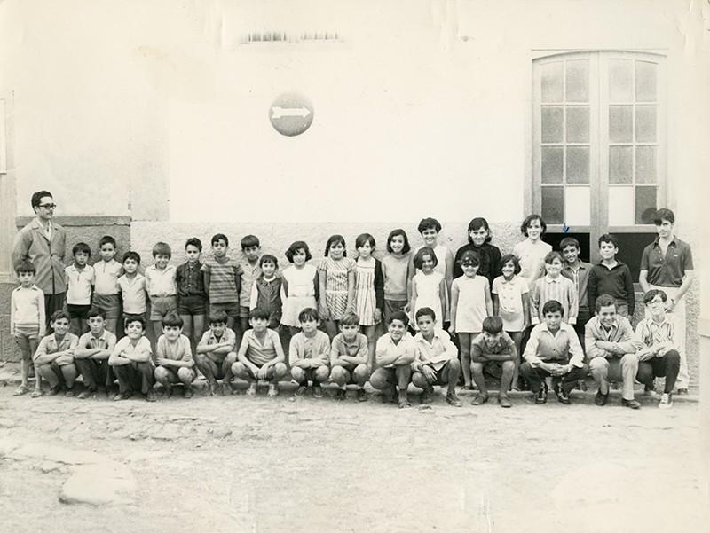 Alumnos del colegio San Fernando