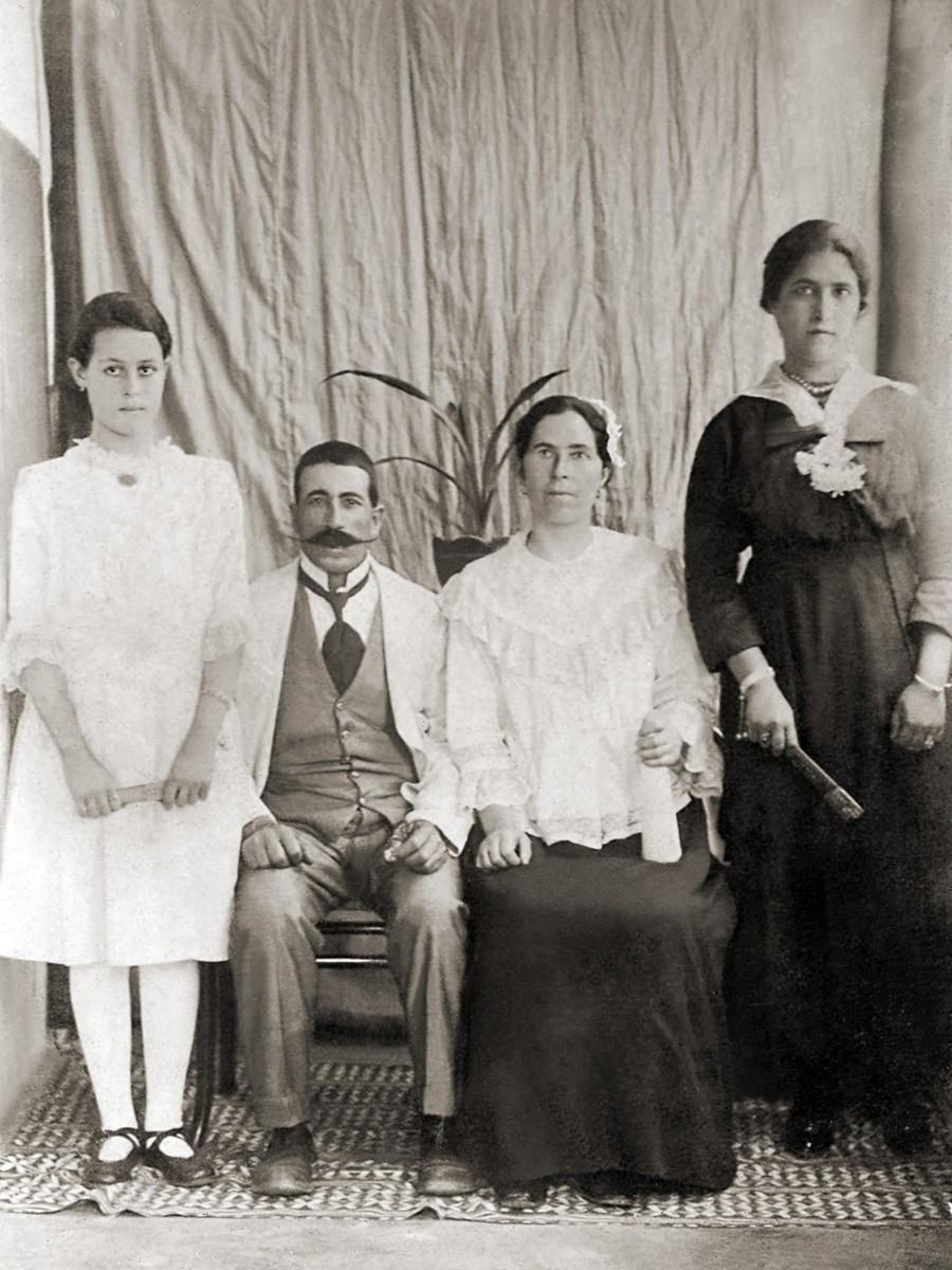 Familia Pérez-Corujo