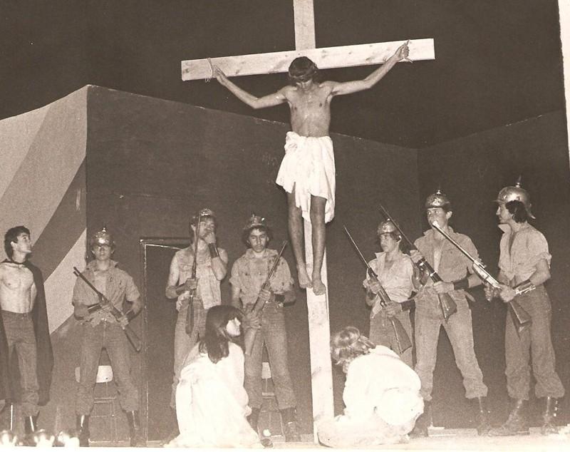 Grupo de teatro juvenil del San José Obrero