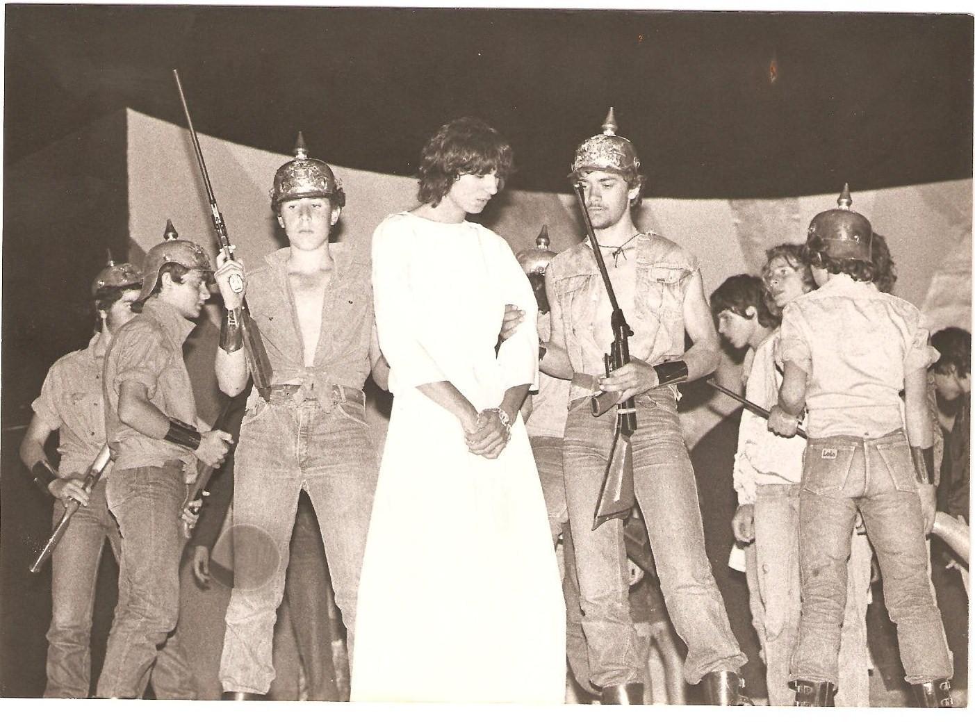 Grupo de teatro juvenil del San José Obrero II