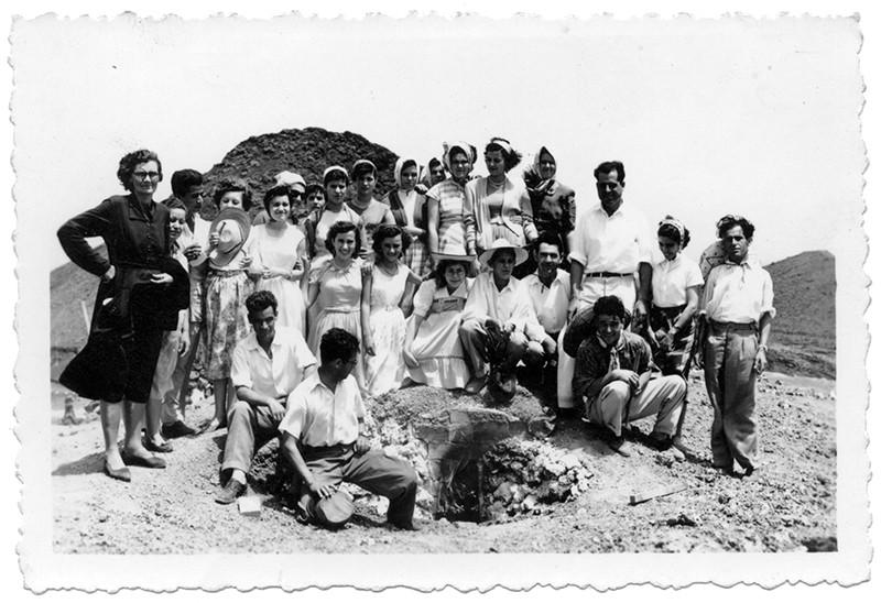 Excursión colectiva a Timanfaya