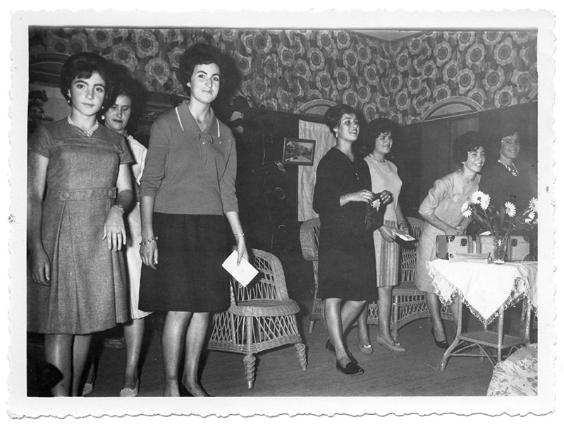 Grupo de teatro de Máguez