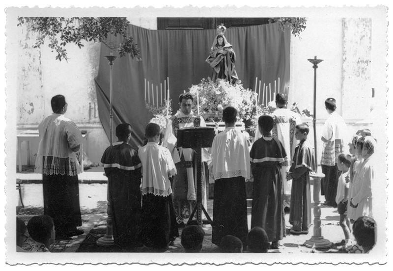 Misa en Haría