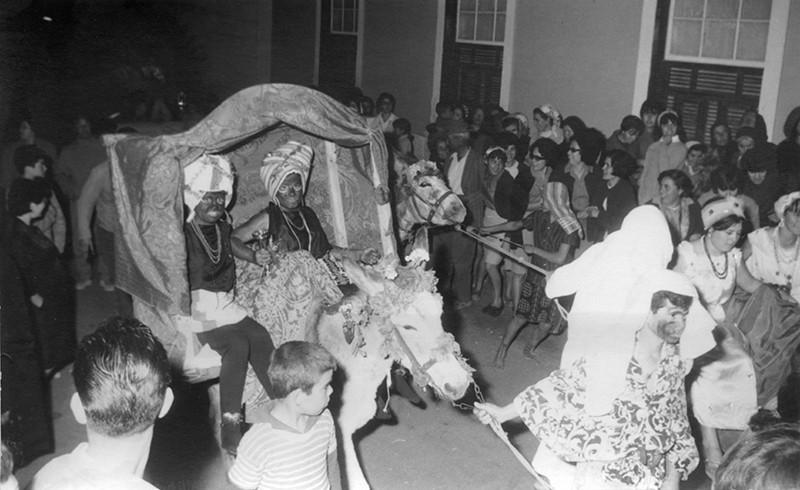 Cabalgata de Reyes en Haría