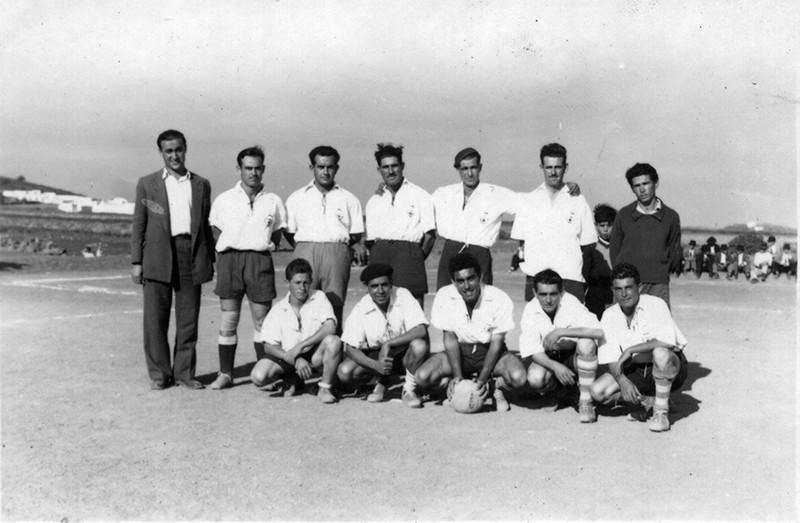 Equipo de fútbol de Máguez