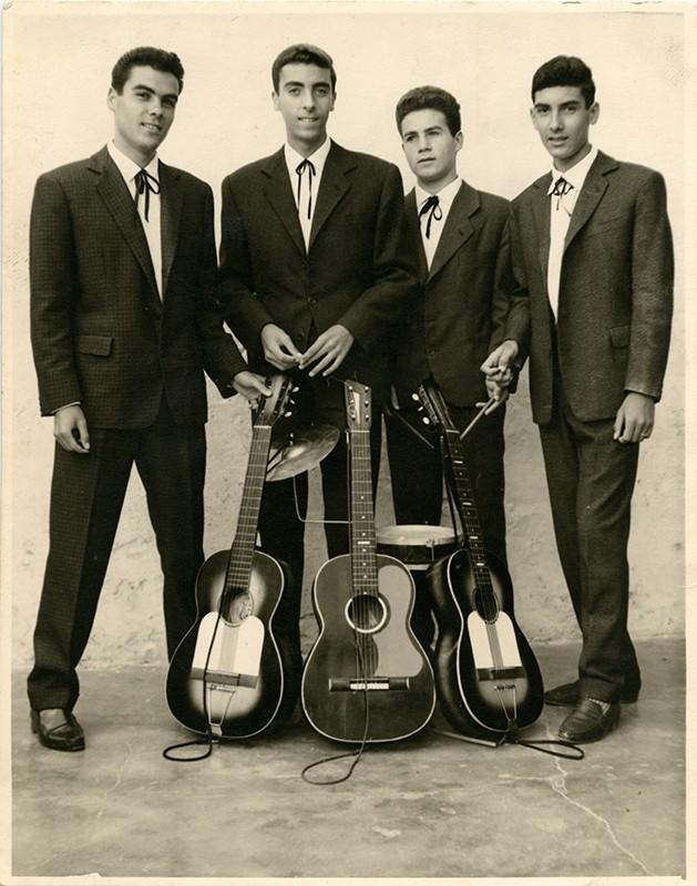 'The Meerry Boys'