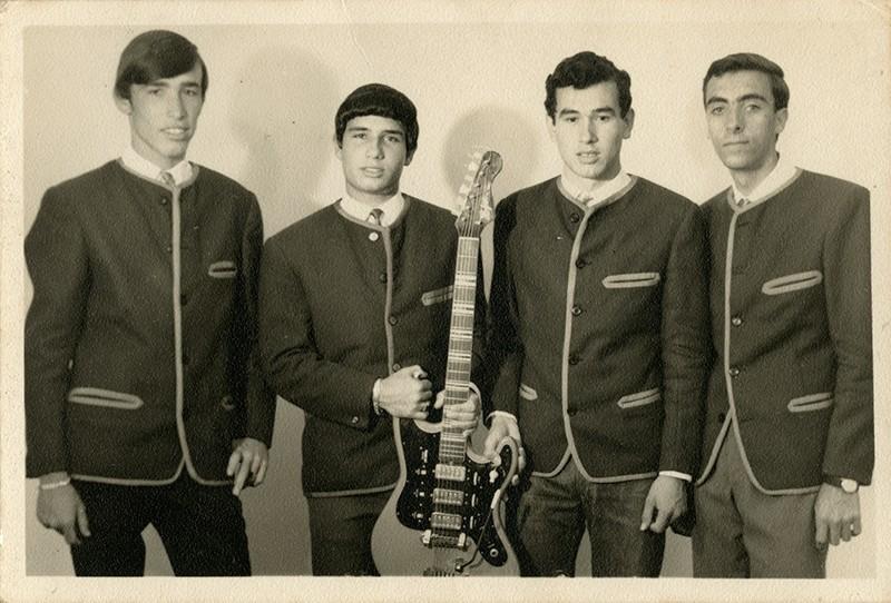 'Los Jóvenes' I