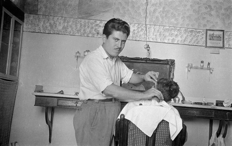 Barbería de Haría