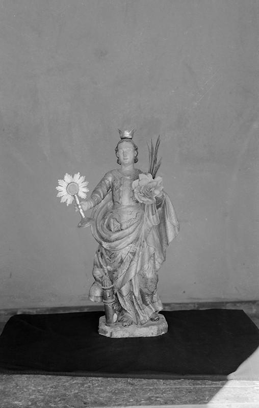 Virgen de Santa Bárbara