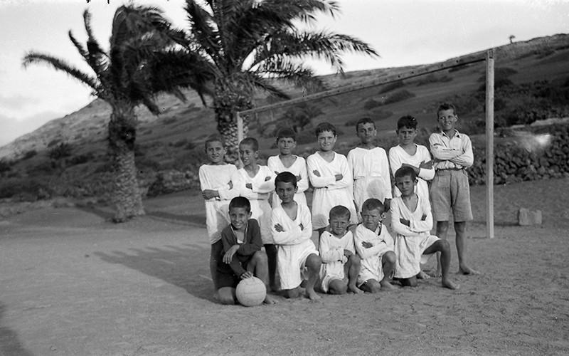 Equipo Santa Bárbara de Máguez