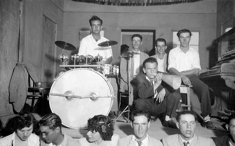 Banda de música en Haría
