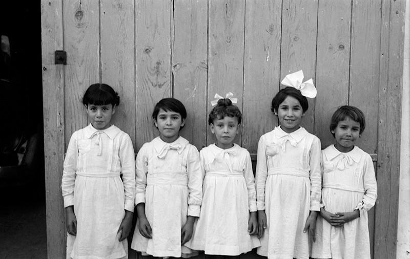 Grupo de niñas