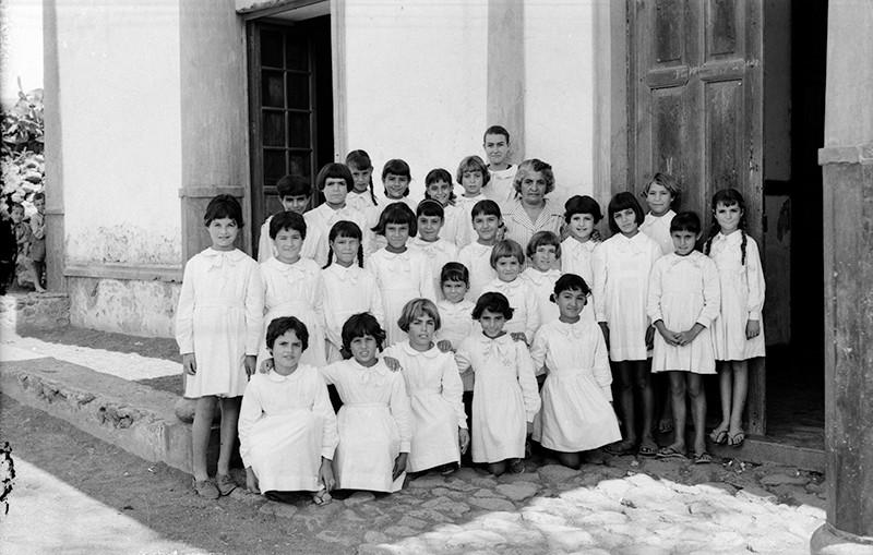 Escolares de Haría VII