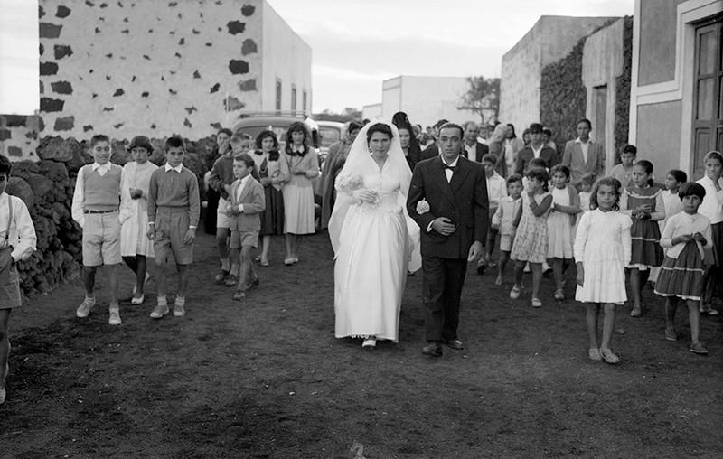 Cortejo de boda III