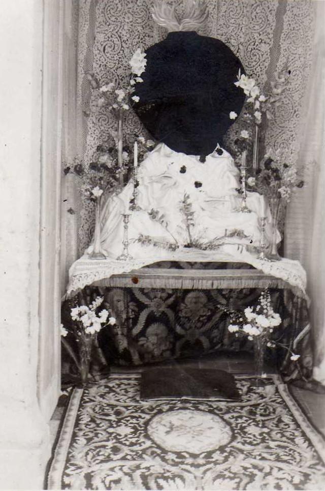 Altar para Corpus Christi