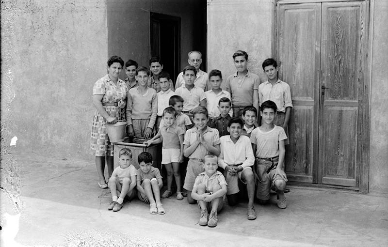 Escuela unitaria de Haría I