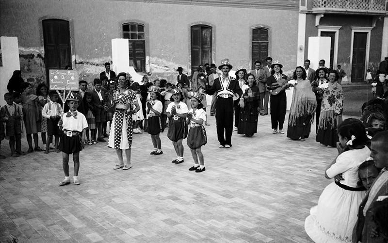 Carnaval de la familia de Andrés Betancor IV