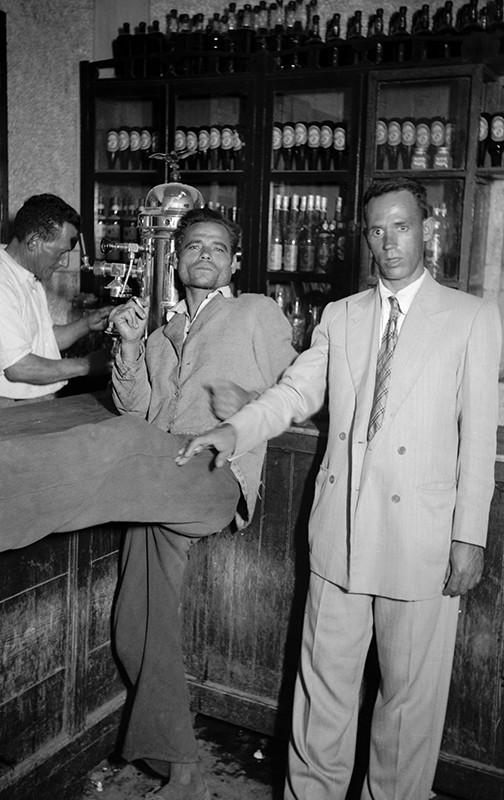 Bar 'Tres hermanos'