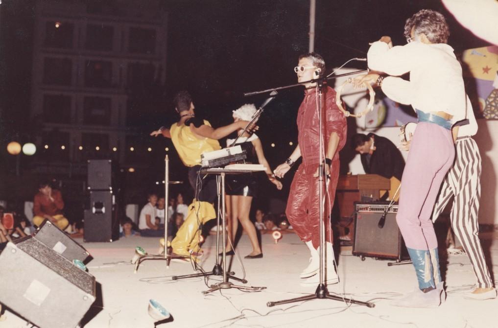 Cesaguely y sus músicos