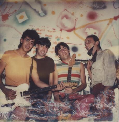 "Grupo de rock ""Papita Rala"""