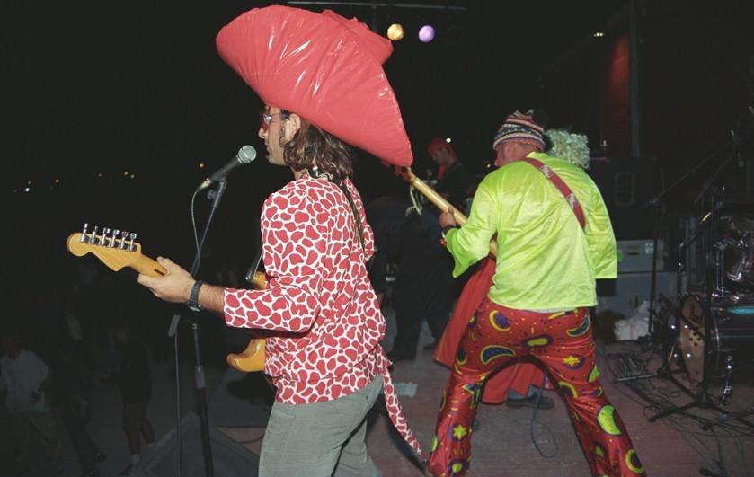 """""""Kardomillo"""" en el Festival """"Zurrón"""" 1998 III"""