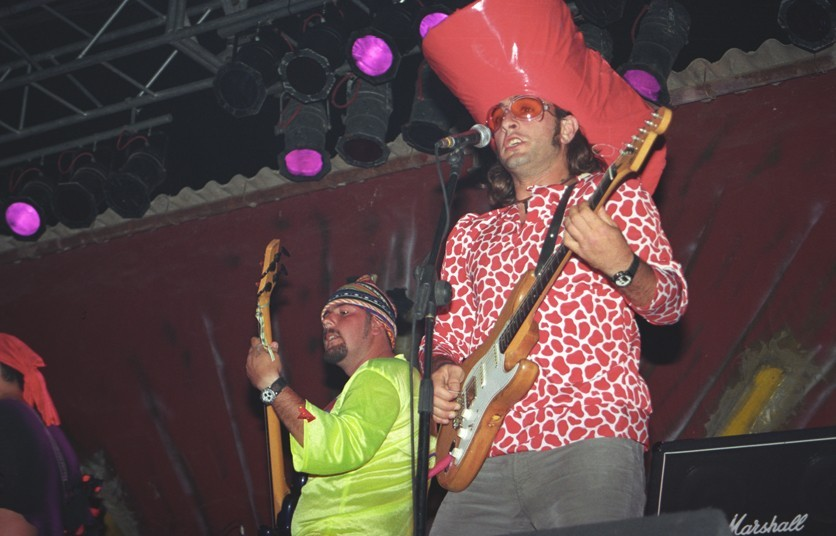 """""""Kardomillo"""" en el Festival """"Zurrón"""" 1998 IV"""