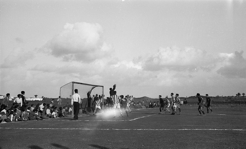 Campo de fútbol de Máguez