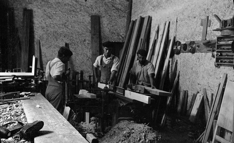 Carpintería de Máguez II