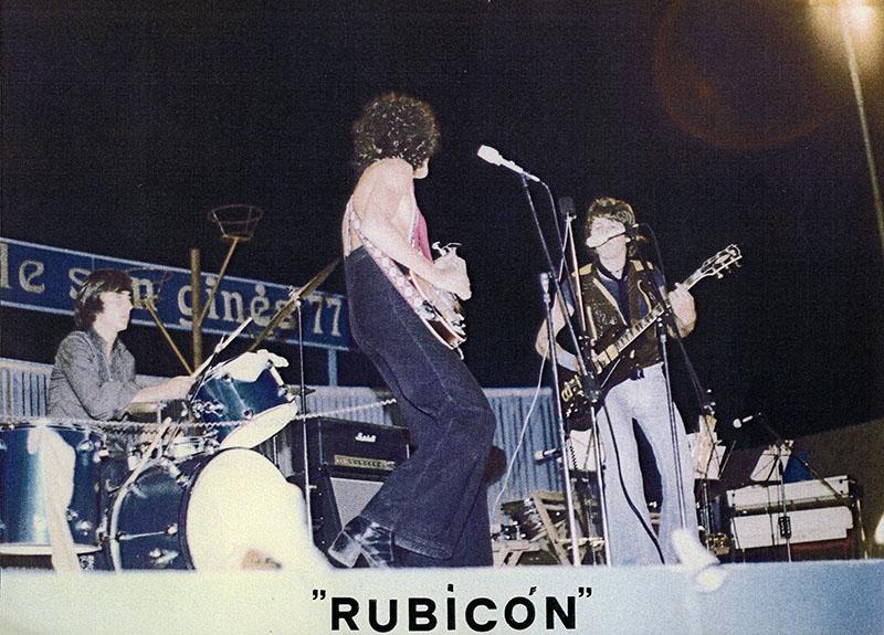 Primer concierto de 'Rubicón' II