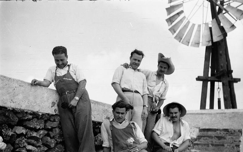 Asadero en Punta Mujeres V