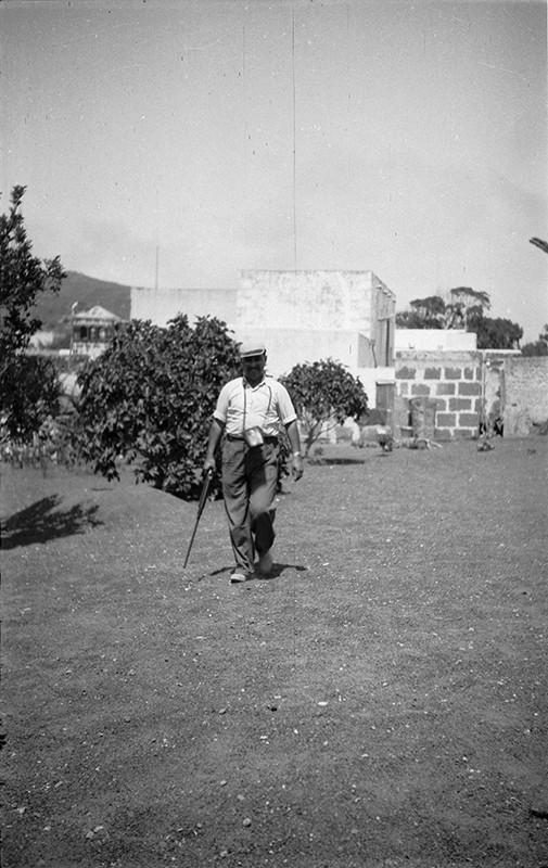 En el huerto de José Domingo Rodríguez III