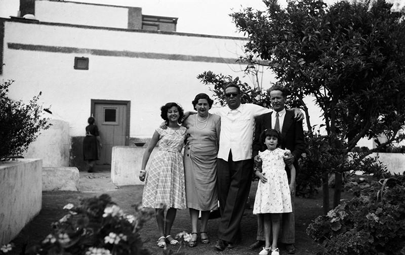 Familia Domingo Barreto