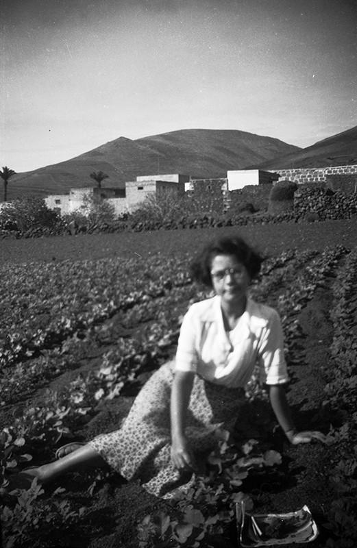 Olga Borges en Máguez II