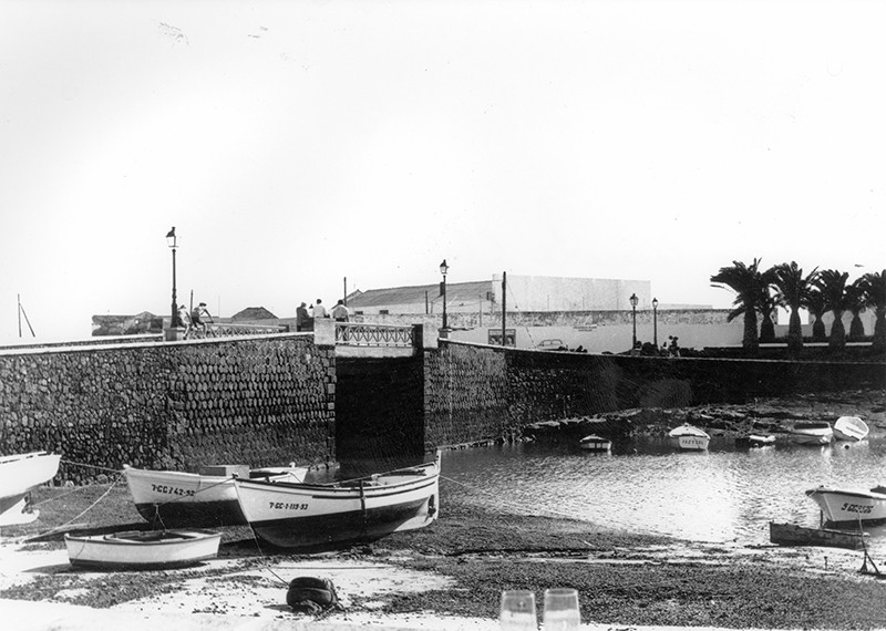 Casas antiguas del Charco de San Ginés I