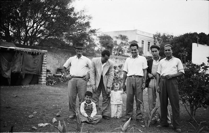 Familia Martín Reyes