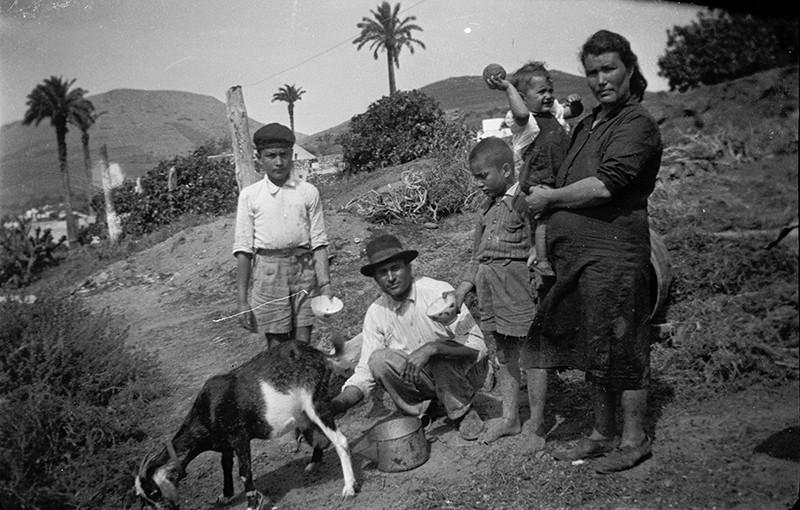 Familia de Feliberto Acuña