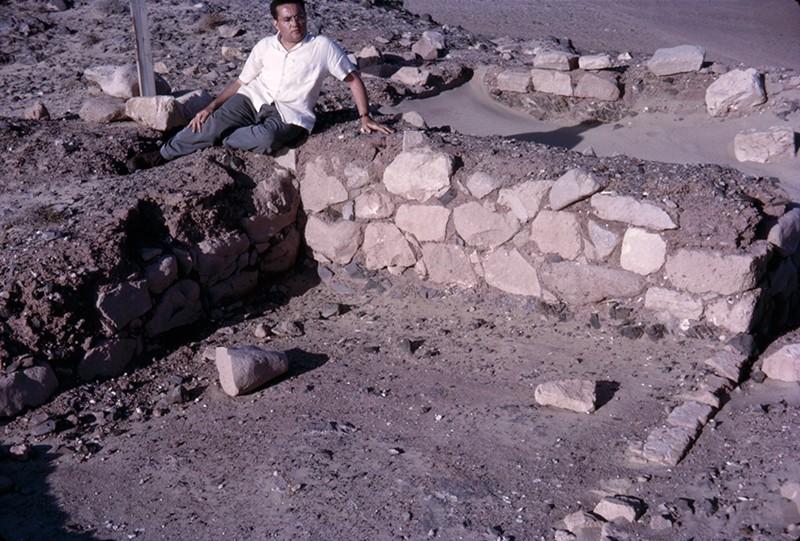 Excavación en San Marcial del Rubicón I
