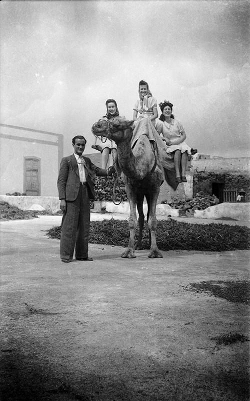Familia de Javier Reyes