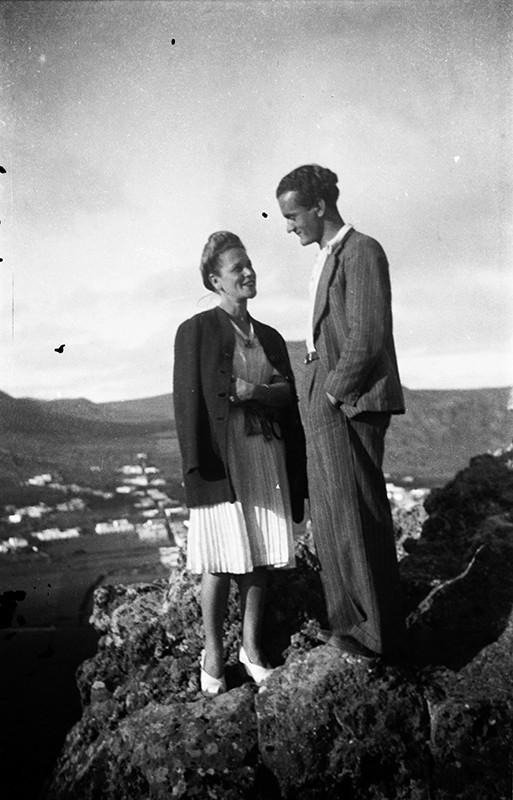Javier Reyes y Sofía Reyes II