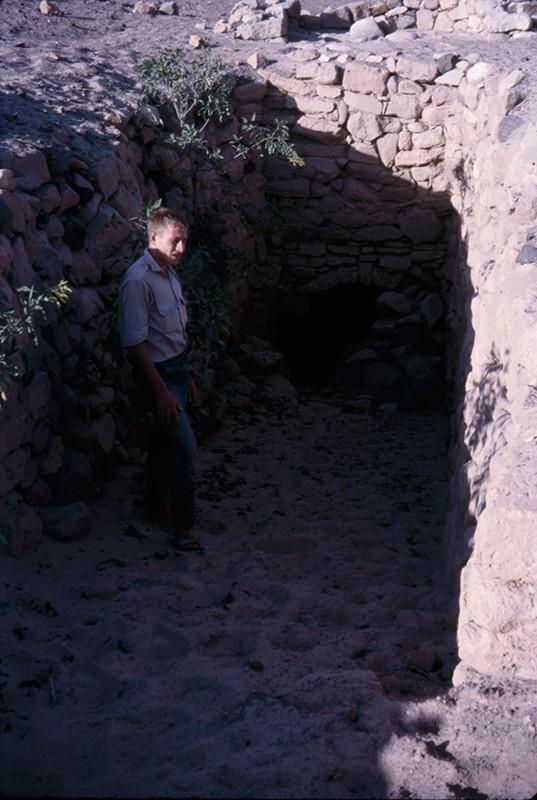 Excavación en San Marcial del Rubicón II