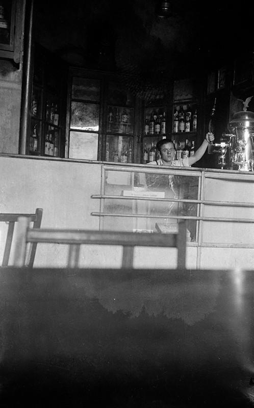 Bar 'El billar' de Haría