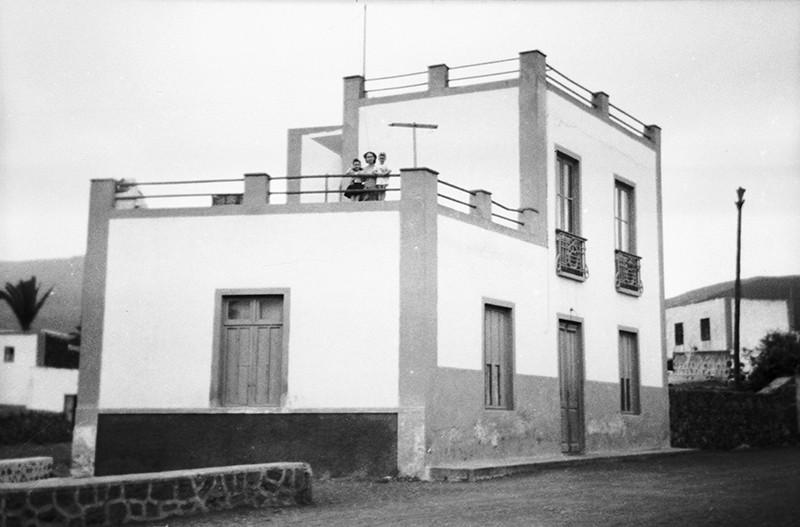'Casa del barranco' de Haría