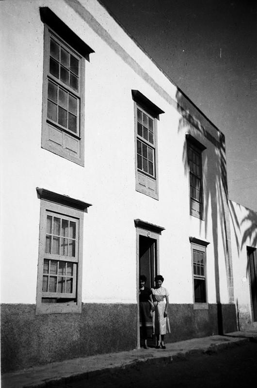 Residencia escolar de Haría