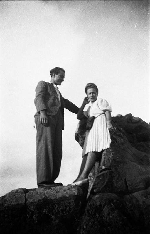 Javier Reyes y Sofía Reyes III
