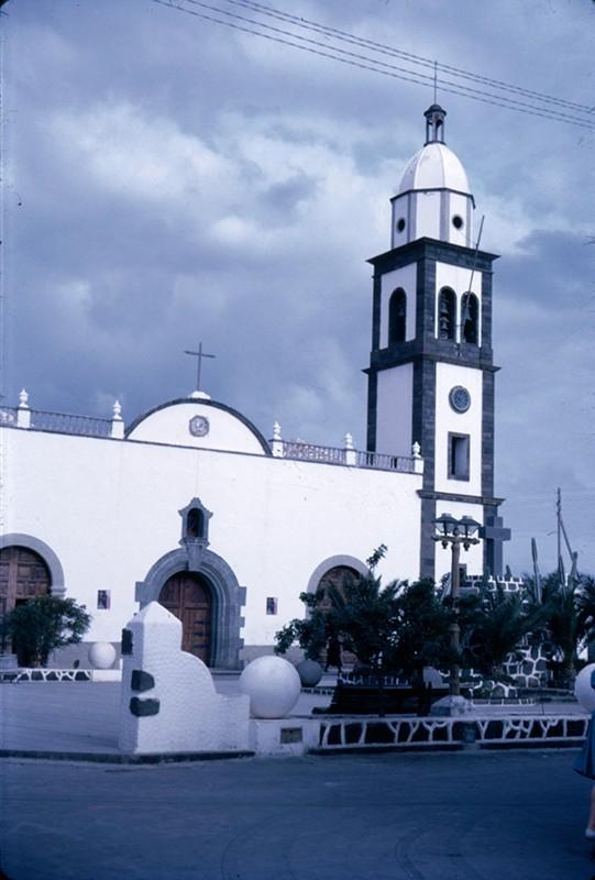 Fachada Iglesia de San Ginés