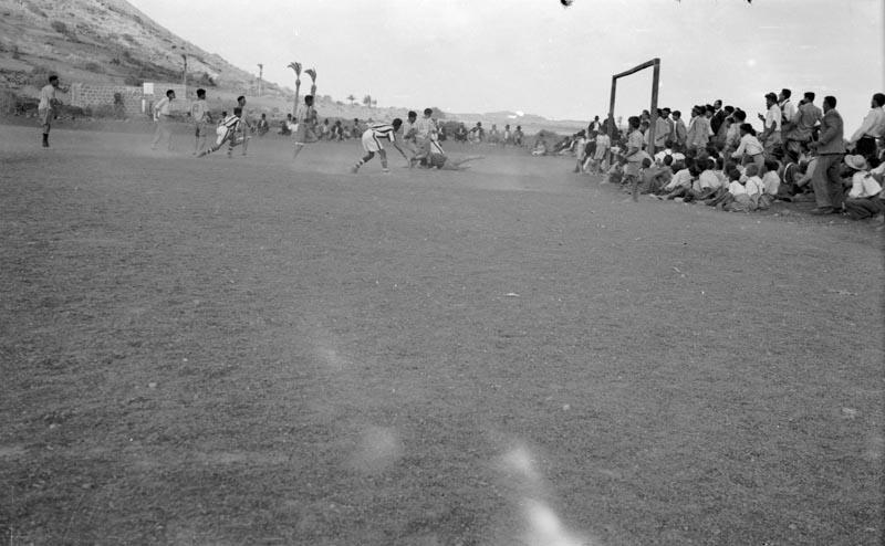Fútbol en Máguez II