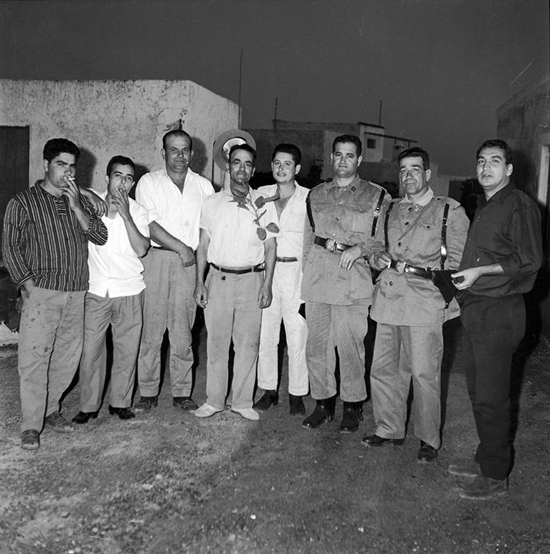 Amigos de fiesta en Máguez III